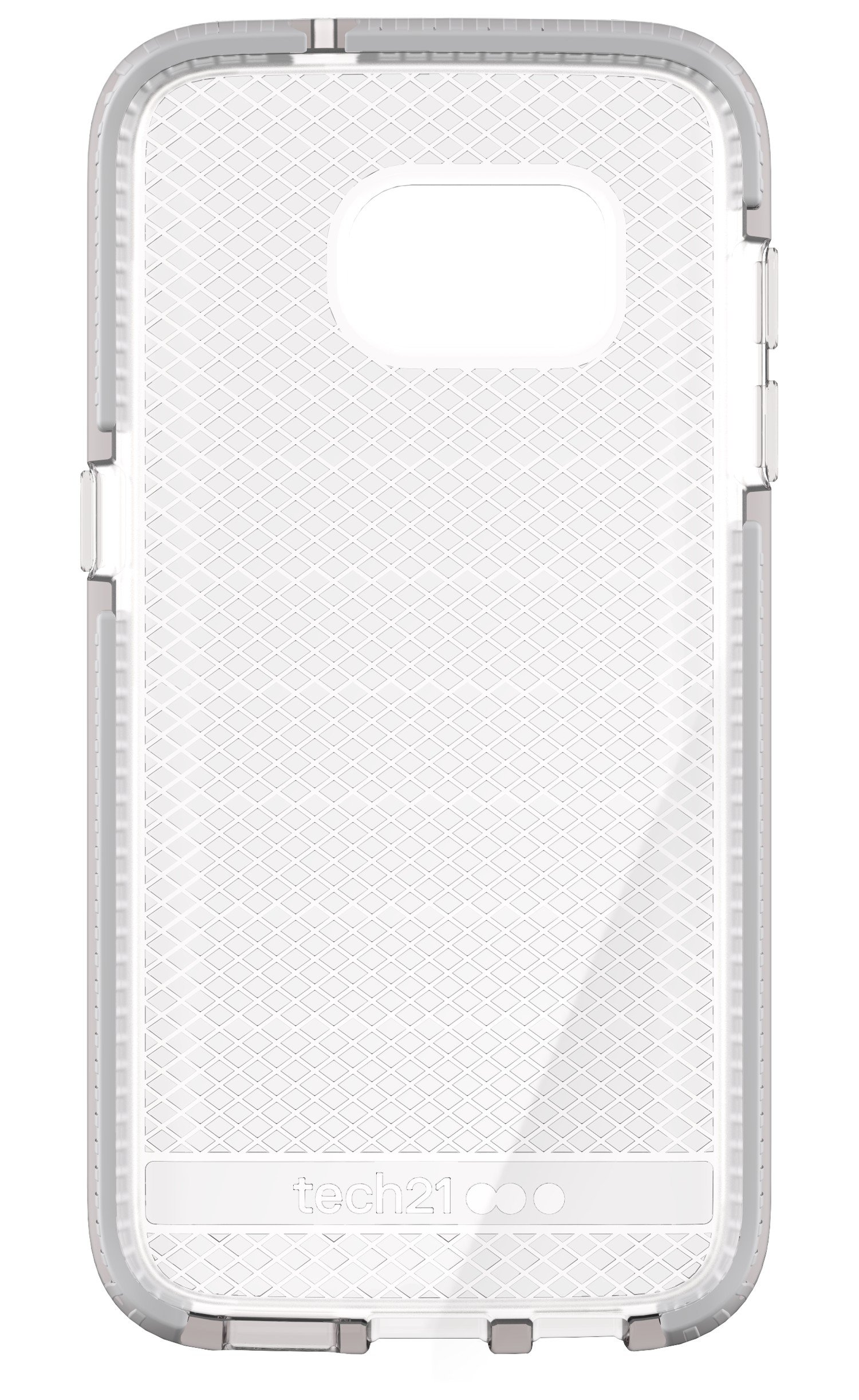 Tech21 Evo Check Case for Galaxy S7 - Clear/White by tech21 (Image #9)