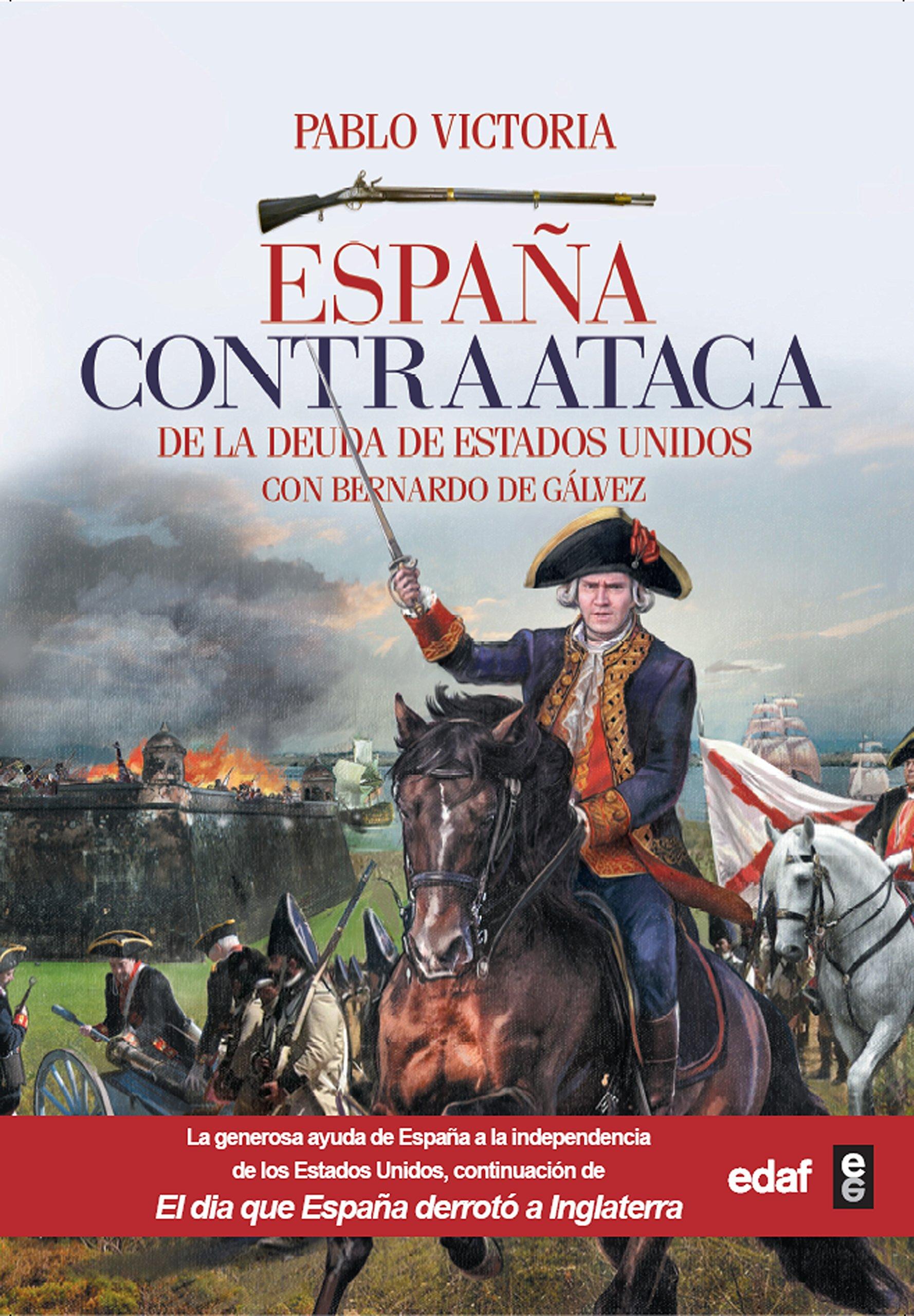 ESPAÑA CONTRAATACA (Crónicas de la Historia): Amazon.es: Victoria ...
