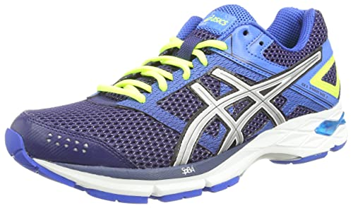 ASICS Gel-Phoenix 7 - Zapatillas de Running para Hombre, Color Azul (Indigo Blue/Silver/Flash Yello 4993), Talla 49: Amazon.es: Zapatos y complementos