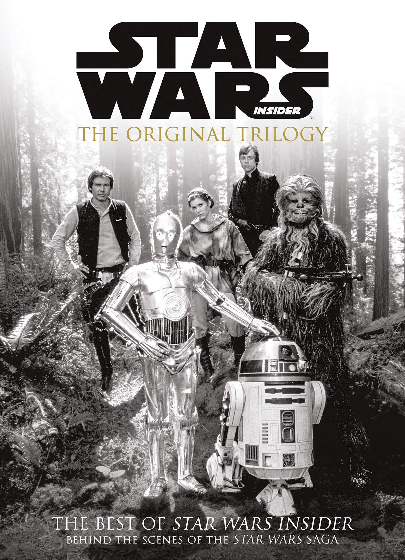 Star Wars The Best Of The Original Trilogy Titan Magazines 9781785851940 Amazon Com Books