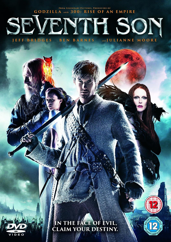 Amazon.com: Seventh Son [DVD] [2014]: Movies & TV