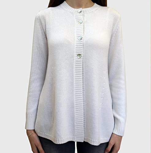 cheap for discount c9c2e 35b25 cardigan cachemire donna, giacca in cachemire donna ...