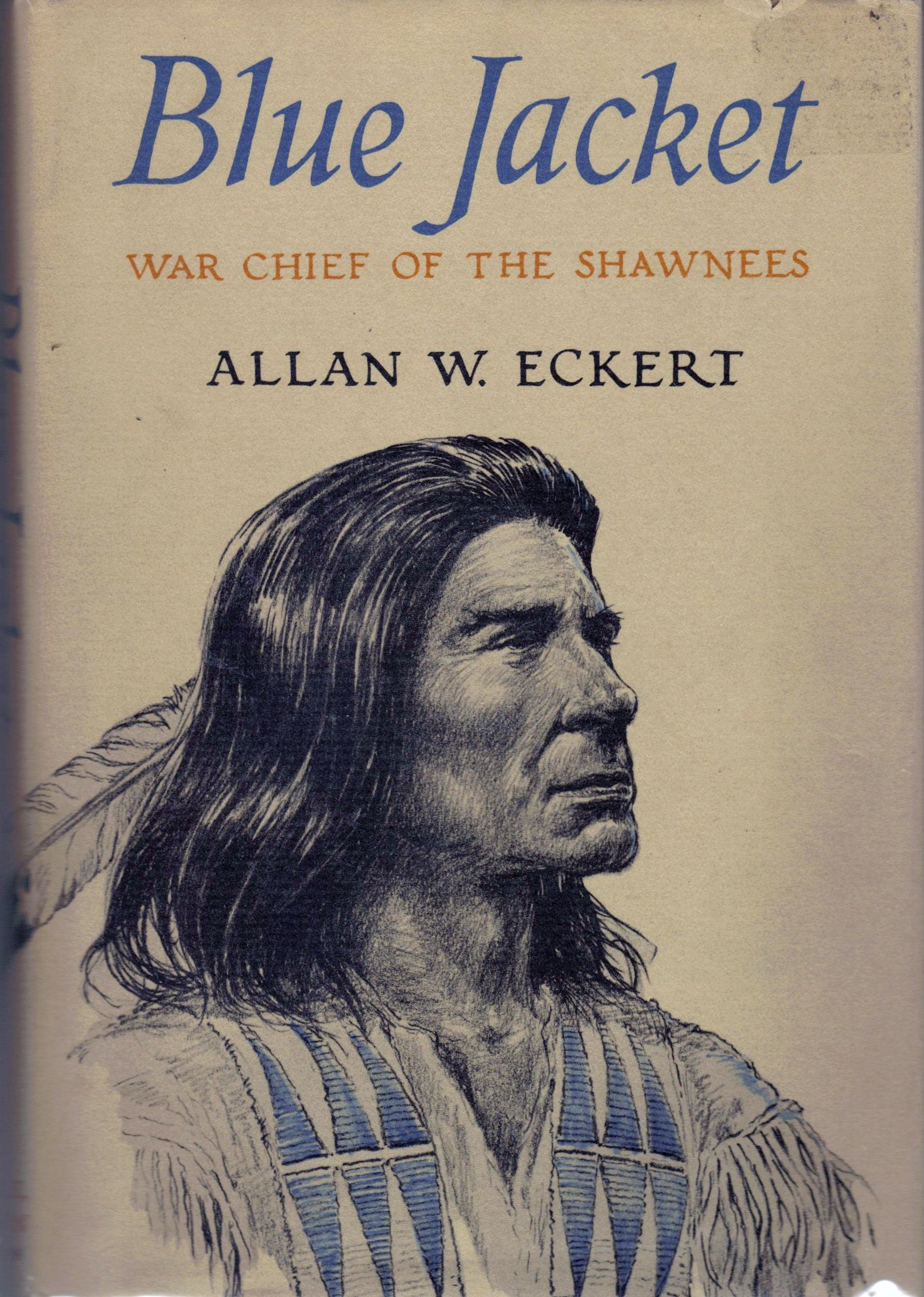 Amazon.com: Blue Jacket: War Chief of the Shawnees (9780316208635 ...