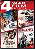 Von Ryan's Express / Tora Tora Tora / Twelve O'clock High / The Blue Max Quad Feature