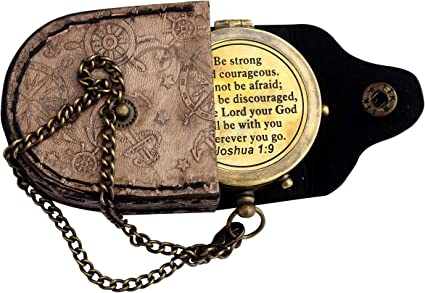 Amazon.com: MAH Be Strong and Courageous, Do Not Be Afraid ...