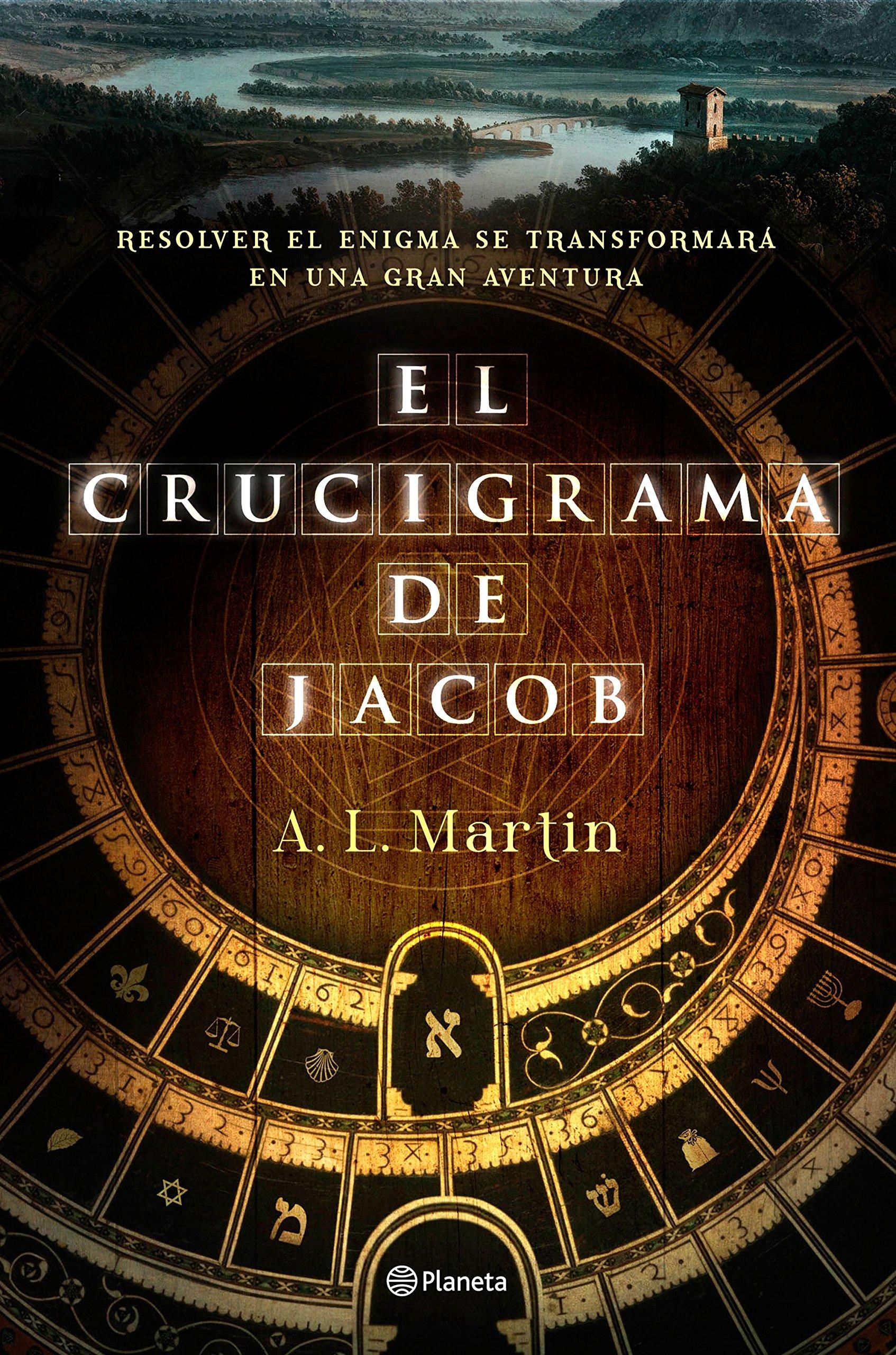 El crucigrama de Jacob Autores Españoles e Iberoamericanos: Amazon.es: A.L. Martin: Libros