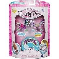 Twisty Petz - 3-Pack - Sunshiny Pony, Posie Poodle and Surprise Collectible Bracelet Set for Kids