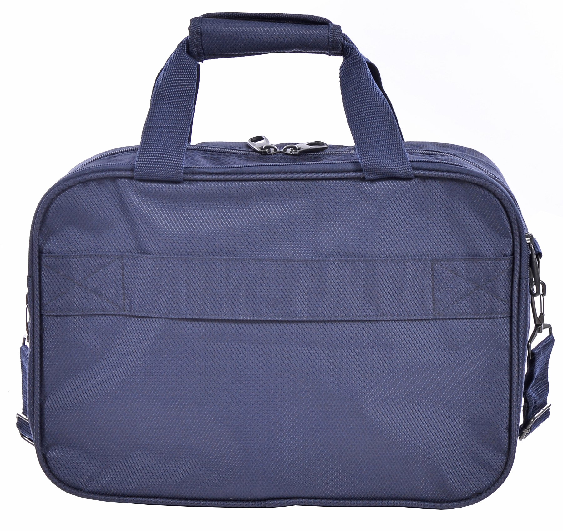 Renwick 15'' Shoulder Navy Blue Tote Bag