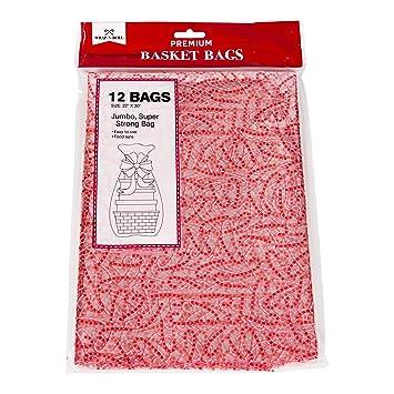 Amazon.com: Wrap N Roll - Bolsas de celofán de plástico ...