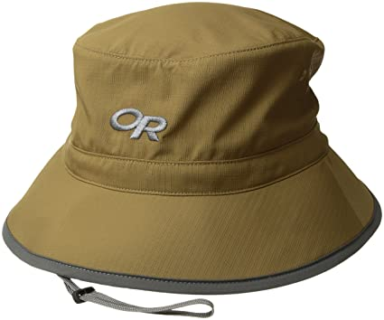 Amazon.com  Outdoor Research Sun Bucket Hat  Sports   Outdoors 1211e9efdb39