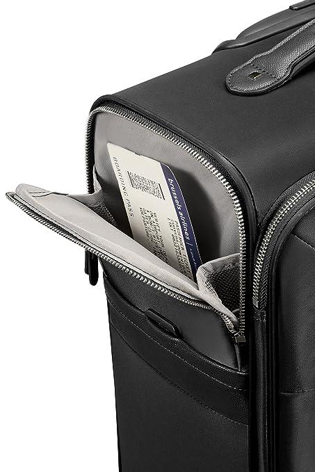 Amazon.com | SAMSONITE Karissa Biz - Spinner 55/20 Hand Luggage, 55 cm, 42 liters, Black | Carry-Ons