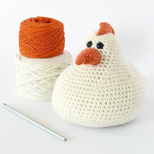 Amazon.com: Puffy Pals Amigurumi Crochet Pattern (Easy Crochet ... | 500x500