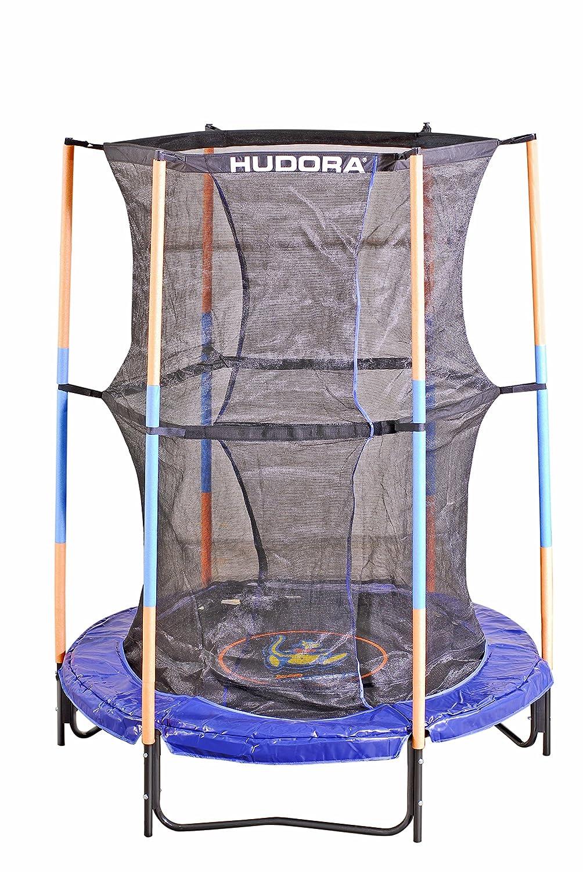 HUDORA - Sicherheitstrampolin Jump In 140, blau