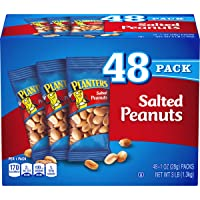 Deals on 48-Count Planters Salted Peanuts
