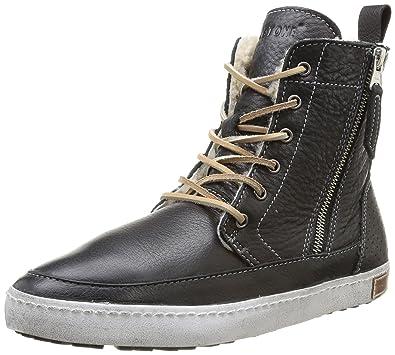 13ff72c4aa1c3e Blackstone Laos Town, Sneakers Hautes Femme, Noir (Black), 36 EU