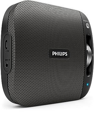 Philips PHICSP530 Altavoz coaxial para coche color negro