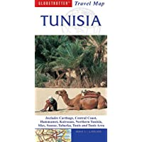 Tunisia Travel Map
