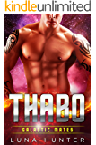Thabo (Scifi Alien Romance) (Galactic Mates)