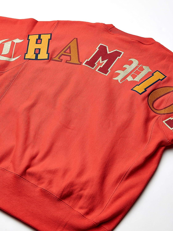 Champion Mens Reverse Weave Sweatshirt Sweatshirt