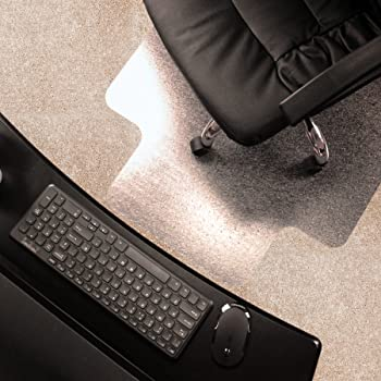 Marvelux 30 X 48 Polycarbonate Pc Chair Mat For Low Standard