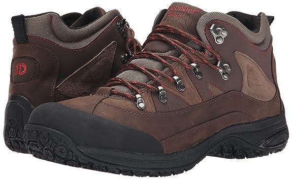 Dunham Men's Cloud Mid Cut Waterproof Boot, Grey, 46.5 EU