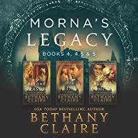 Morna's Legacy: Books 4, 4.5, 5: Scottish Time Travel Romances (Morna's Legacy Collections, Book 2)