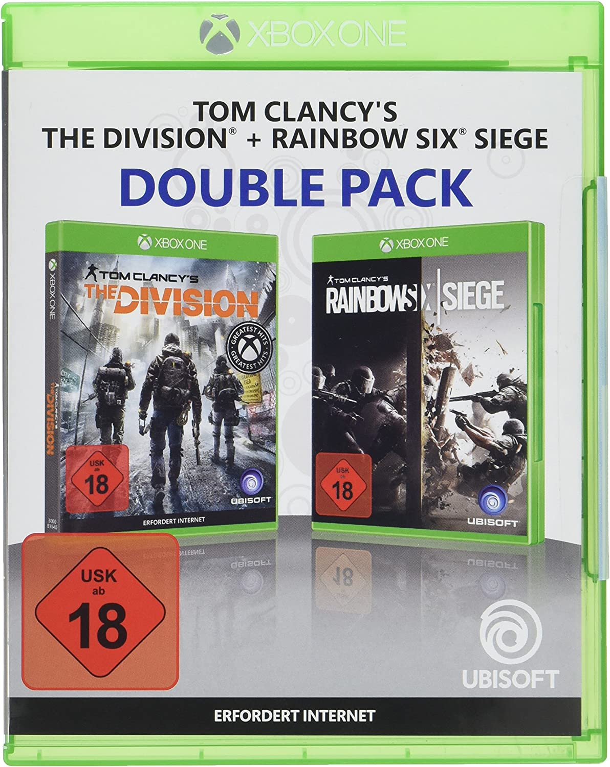 Tom Clancys: Rainbow Six Siege & The Division [Importación ...