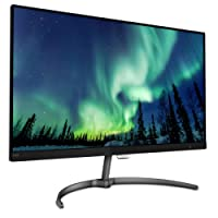 "PHILIPS E Line 246E8QDSB/27 Pantalla para PC 60.5 cm (23.8"") Full HD LED Plana Brillo Negro, Metálico - Monitor (60.5 cm (23.8""), 1920 x 1080 Pixeles, Full HD, LCD, 5 ms, Negro, Metálico)"