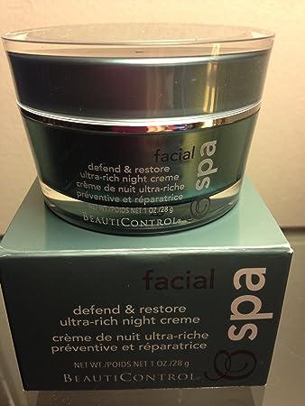 BeautiControl Spa Facial Defend Restore Ultra-rich Night Creme