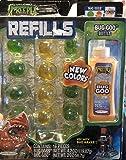 Creepy Crawlers Bug Refills Assortment 5 - Orange