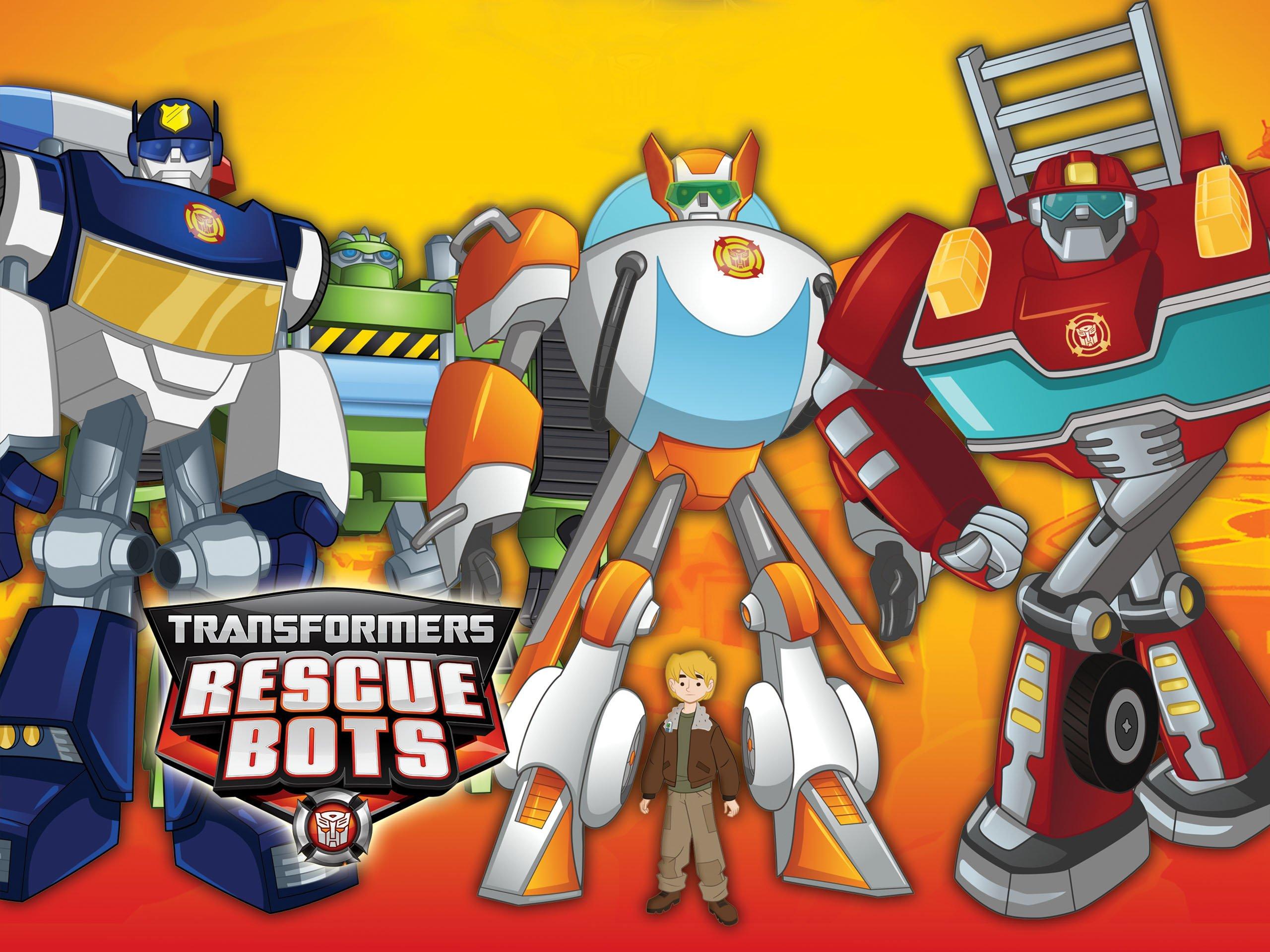 Amazon.com: Transformers Rescue Bots Season 3: Amazon Digital Services LLC