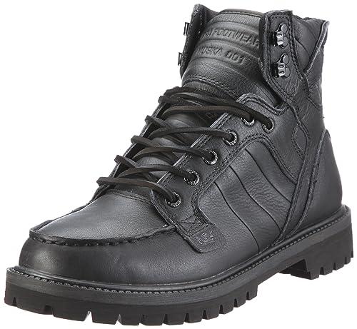 3730c9dbd8 Supra - Skyboot Black FG Waterproof Boots - US Size 10.5: Amazon.ca ...