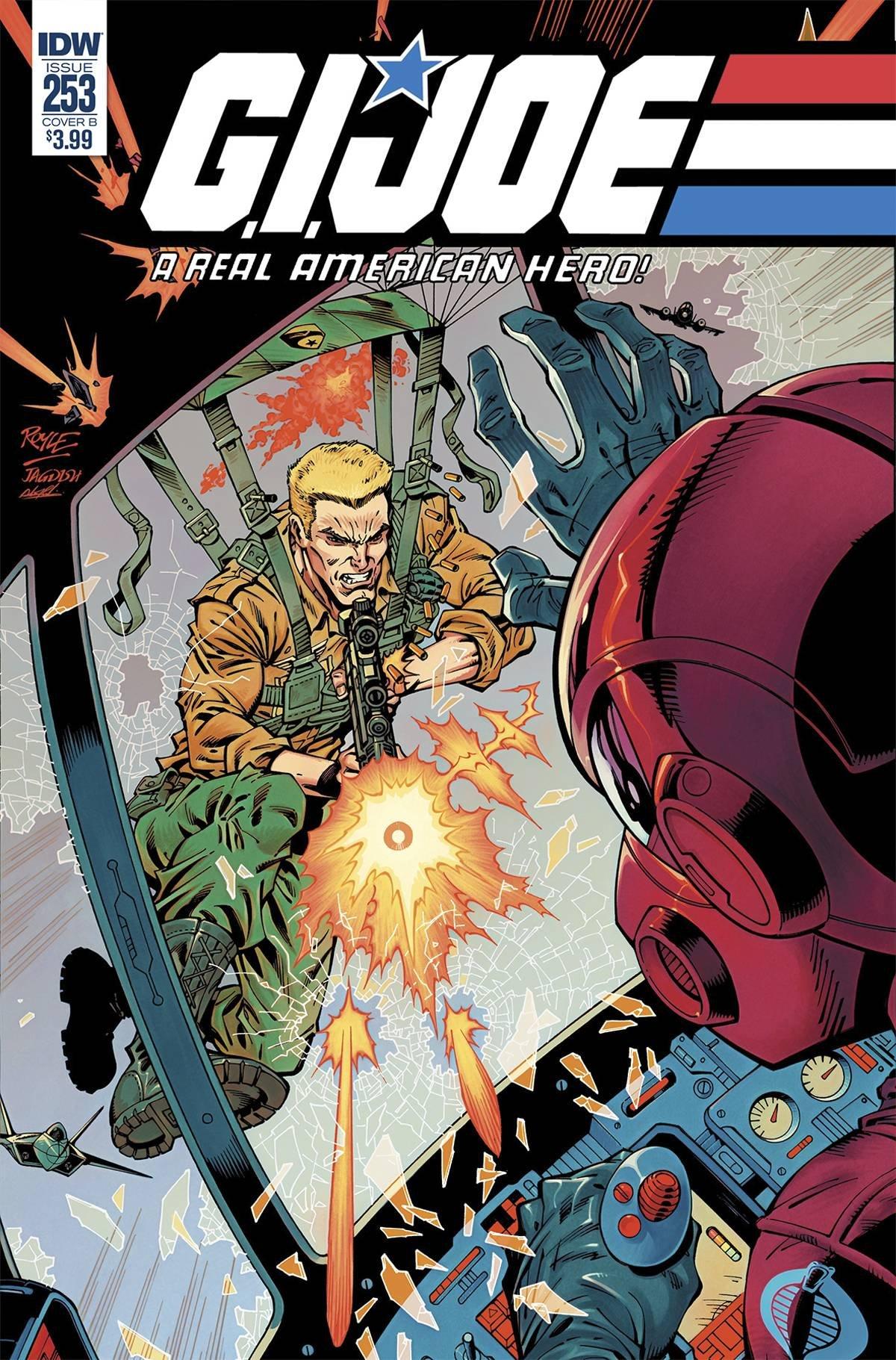 Download GI JOE A REAL AMERICAN HERO #253 CVR B ROYLE PDF
