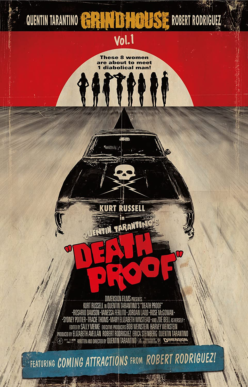 Planet Terror Rose McGowan Rodriguez version 2 11X17 Horror Movie Poster