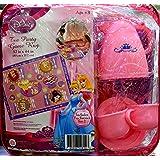 Amazon Com Disney Princess Tea Party Game Rug Toys Amp Games