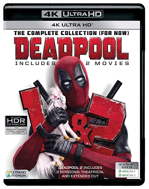 Amazon In Buy 2 Movies Collection Deadpool 1 2
