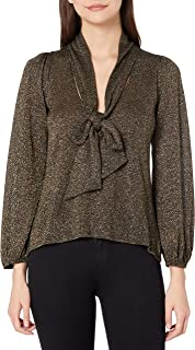 product image for Rachel Pally Women's Scarf Tie Sweater Top