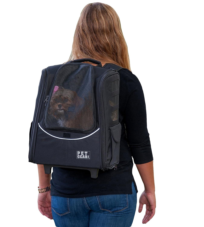 Pet Gear I-GO2 Escort Black