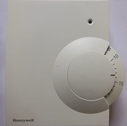 Honeywell HCW80 Y6630D - Termostato de repuesto inalámbrico, color blanco