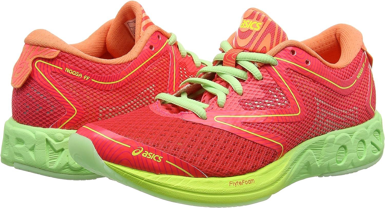 Asics Noosa FF, Zapatillas de Gimnasia para Mujer: Asics: Amazon.es: Zapatos y complementos