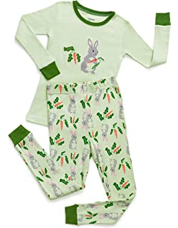 a571538cb378 Amazon.com  Leveret Kids   Toddler Pajamas Boys Girls 2 Piece Pjs ...