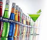 BOLS Liqueur Orange Curacao, 48 Proof, 750 ml