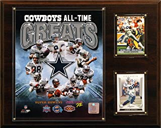 product image for NFL Dallas Cowboys All-Time Greats Photo Plaque