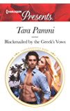 Blackmailed by the Greek's Vows: A Marriage of Convenience Romance (Conveniently Wed!)