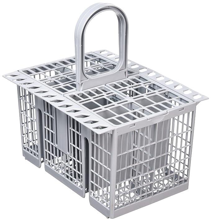 Véritable Hotpoint Gris Panier à couverts pour lave-vaisselle