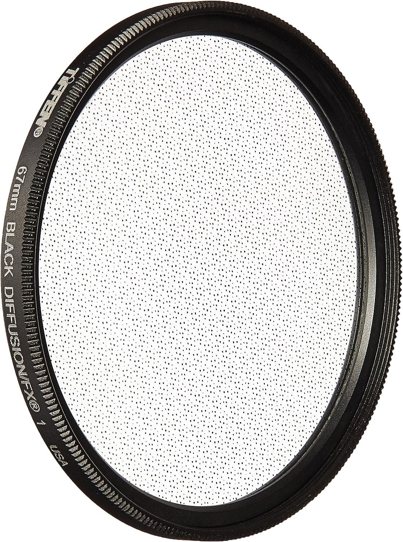Tiffen 72BDFX1 72mm Black Diffusion 1 Filter