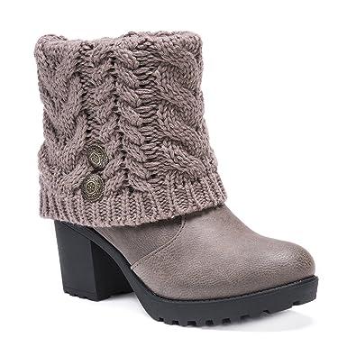 MUK LUKS Women s Christa Boots Fashion 4fe3eb60f7