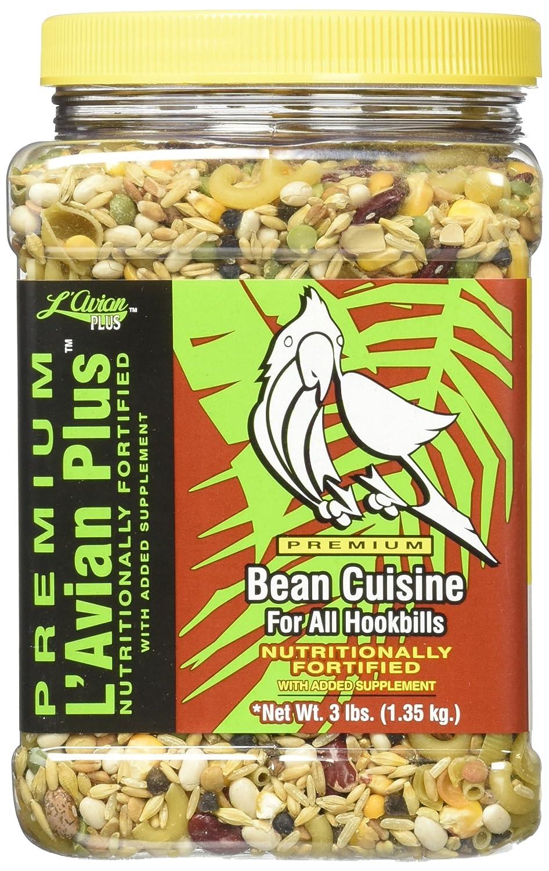 L' Avian più Bean Casa All Natural Human grado Bird Snack Treat Food 3lbs