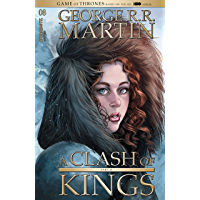 George R.R. Martin's A Clash of Kings: The Comic Book Vol. 2 #8 book cover