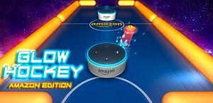 Glow Hockey, the Amazon Edition by Natenai Ariyatrakool